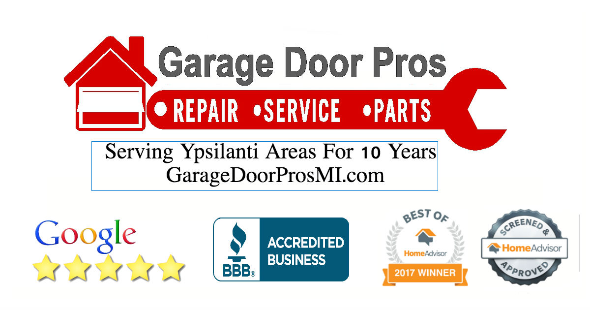 Garage door repair ypsilanti mi opener install garage for Door pros