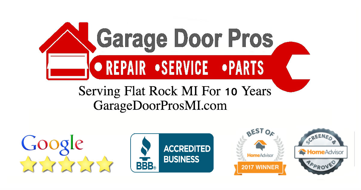 Incroyable GARAGE DOOR PROS FlatRock 1