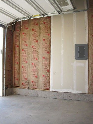 Insulated garage door installation ventilation benefits