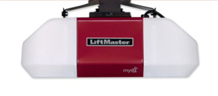 Liftmaster 8587 Garage Door Opener Installation Garage