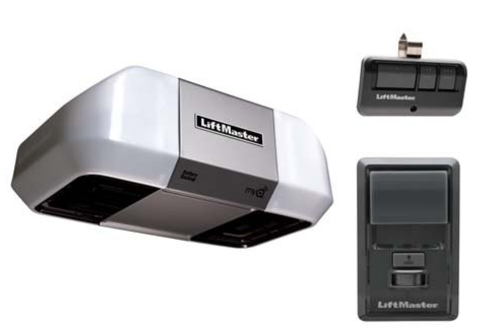 Liftmaster 8360 Garage Door Opener Installation Garage