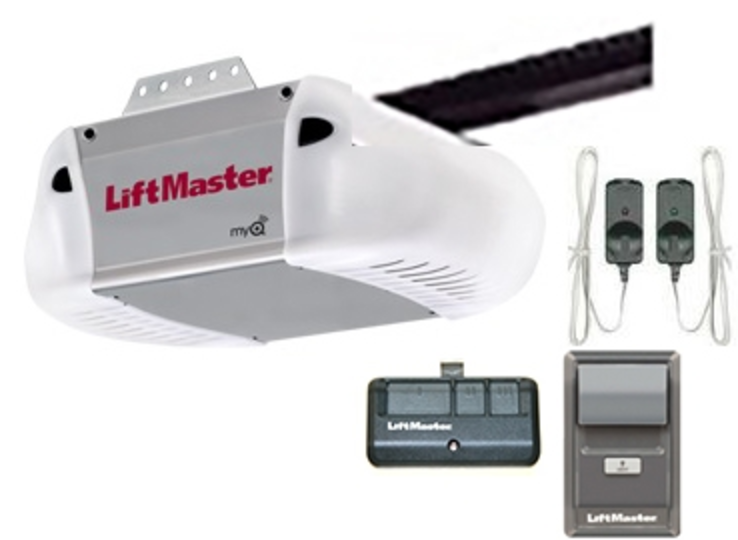 Installation and Repair of the Lift Master 8365 Garage Door Opener